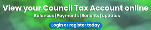 View your council tax account online