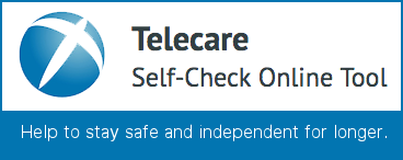 Telecare self-check tool